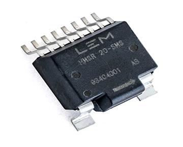 LEM的SOP8电流传感器