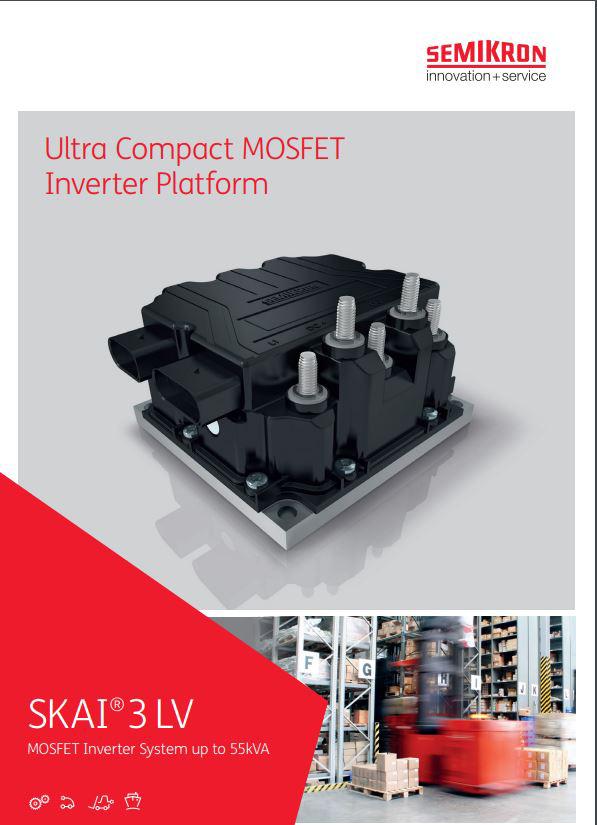 SEMIKRON Ultra Compact MOSFET Inverter Platform | Darrah Electric Blog